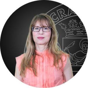 Anna Angela Barba - Head of Scientific Area; Board component